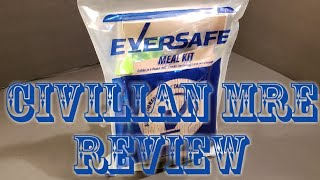 My Son Surprised Me With His Tattoo #Fail @15:00 🔴 Civilian EVERSAFE MRE Review Live