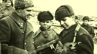 Хранит история имя твое. Великая Отечественная Война. Маршал Чуйков.