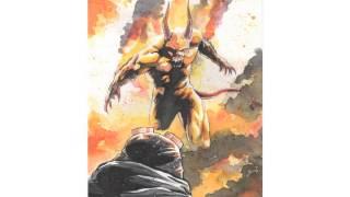 Icarus Graphic Novel Kickstarter Video