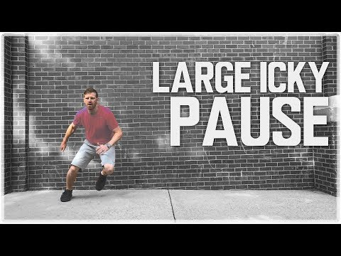Large Icky Pause (Ickey Shuffle Variation) | Lateral Agility Drill