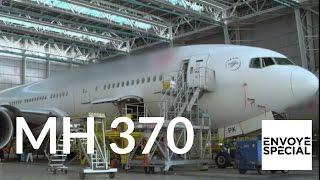 Envoyé Spécial. MH370 : Aller Simple Pour L'inconnu   12 Janvier 2017 (France 2)