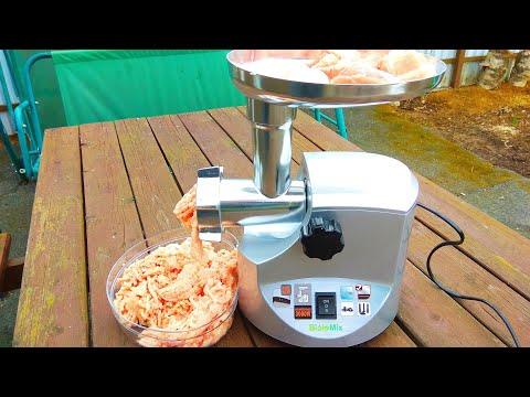Электрическая мясорубка BioloMix / Electric meat grinder BioloMix