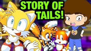 Is Tails A HERO? (The Life Story of Miles