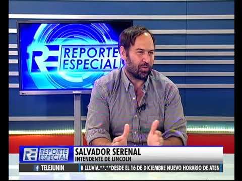 SALVADOR SERENAL ESTUVO EN REPORTE ESPECIAL