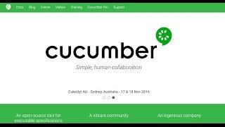 Ruby Cucumber Testing Tutorial BDD Online Training Course - Cucumber training and Ruby Training