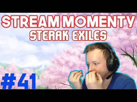 Stream Momenty #41 - Sterak Exiles Feat. Starda