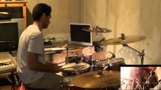 When It's All Over - Alicia Keys Drum Cover!