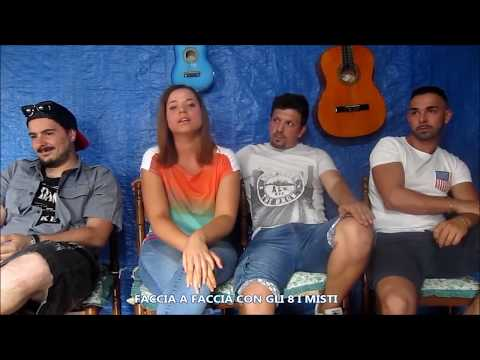 "Preview video Video intervista gruppo musicale ""Gli 8 i Misti"" Laurenzana 7 agosto 2018"