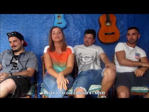 """immagine di anteprima del video: Video intervista gruppo musicale """"Gli 8 i Misti"""" Laurenzana 7..."""