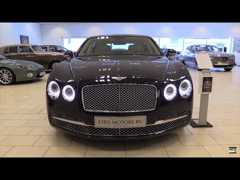 Bentley Flying Spur 2016 In Depth Review Interior Exterior