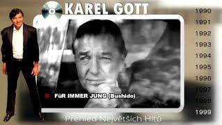 KAREL GOTT ★ Přehled největších hitů 4/5 ★ (90s)