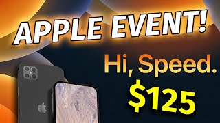 Apple October 2020 Event – Buy Apple Stock!? (New iPhone)