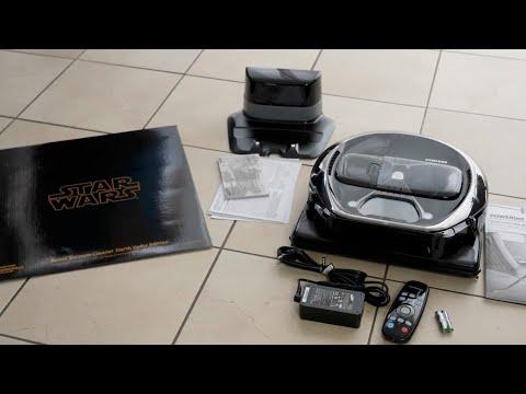 Testbericht: Samsung-Saugroboter POWERbot VR7000 Star Wars-Edition
