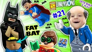 Play The Lego Batman Game - Full HD Movie