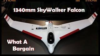 """Dirt Cheap $45 Wing ☼ 53""""/1340mm Skywalker Falcon"""