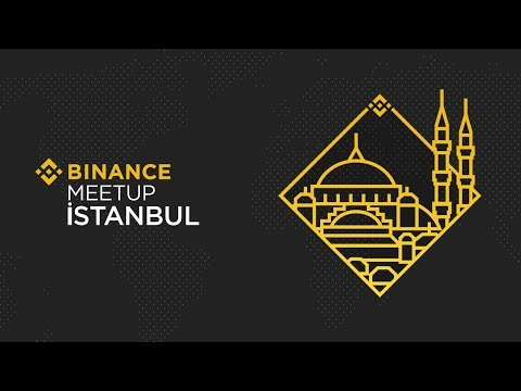 #Binance Meetup - Istanbul, Turkey September 2019