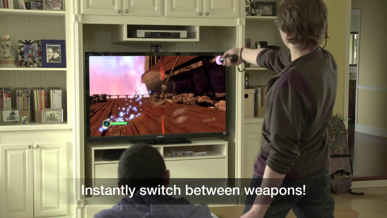 Apresentando Medieval Moves: Deadmund's Quest para PlayStation Move