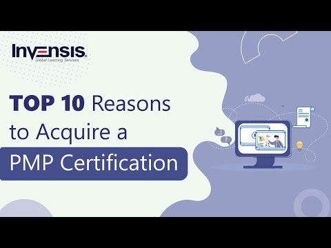 Top 10 Reasons to Acquire a PMP Certification | PMP Certification ...