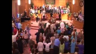 """CHURCH HYMNAL MEDLEY"" ~ Dallas NC Church of God (June 20, 2013)"