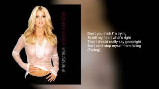 Jessica Simpson: 01. Irresistible (Lyrics)