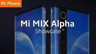 """Xiaomi Mi Mix Alpha 5G con fotocamera da 108 MP e """"schermo avvolgente"""""""