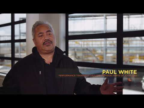 Puataunofo 'Come Home Safely' - Ports of Auckland testimonial