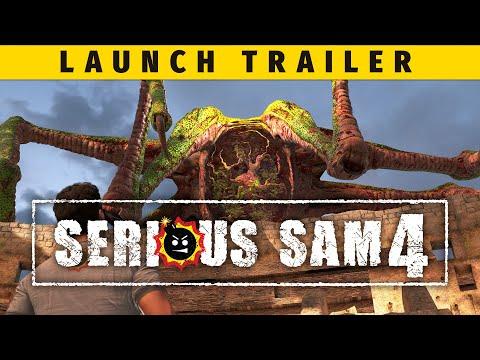 Trailer de Serious Sam 4 Deluxe Edition
