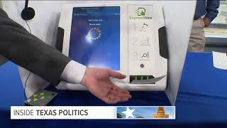 Inside Texas Politics: New voting machines coming to Dallas County