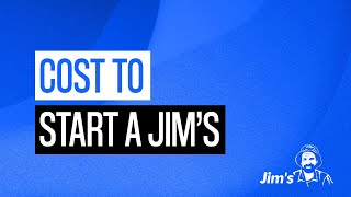 How much does it cost to start a new Jim's division? | www.jims.net | 131 546