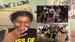 I React To Gone 2 Long By PRETTYMUCH (Choir And Acoustic)