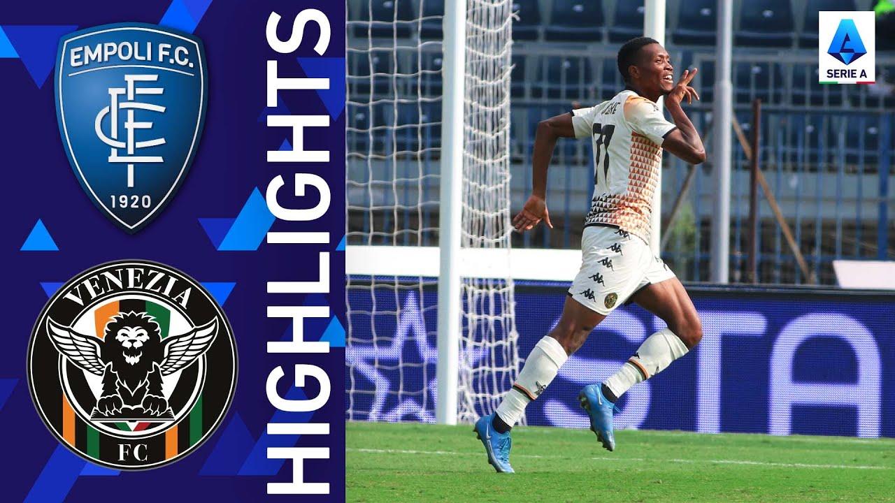 2021/22 إمبولي 1 - فينيزيا 2 | أول إنتصار لفينيزيا بالموسم | الدوري الإيطالي