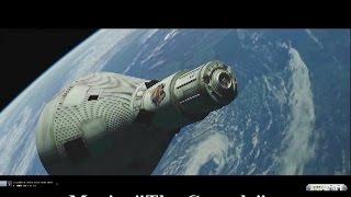22503Humans,assistedbyAliensエイリアンに助けられる人間たち・アポロ13号+映画「カプセル」byはやし浩司