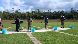 preview picture of video 'Silkwood Clay Target Club Annual Trap Carnival 2014'
