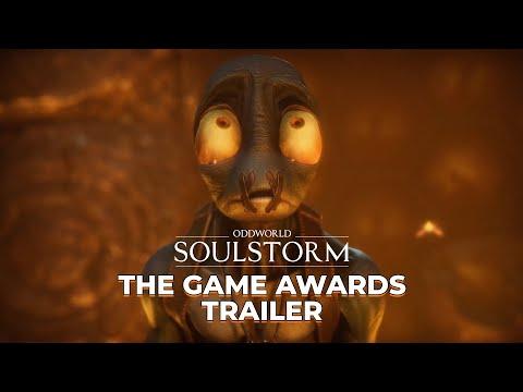 Trailer diffusé lors des Game Awards 2020 de Oddworld : Soulstorm