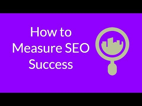 How to Measure SEO Success