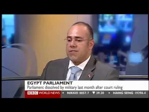 BBC World: 'President Morsi Annuls Supreme Courts' Dissolution of Egyptian Parliament' 8 July 2012