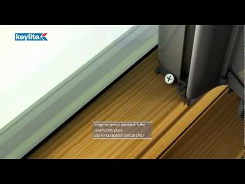 Keylite Blinds Installation Fitting Guide