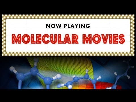 Public Lecture | Now Playing: Molecular Movies