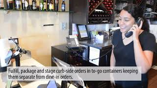 Cambro Cam GoBox for Curbside and Take Out Success