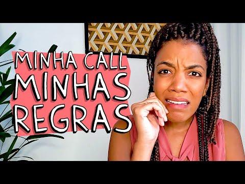 MINHA CALL, MINHAS REGRAS