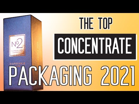 , title : 'The Top Concentrate Packaging For 2021... WOW!   The Cannabis Packaging Show