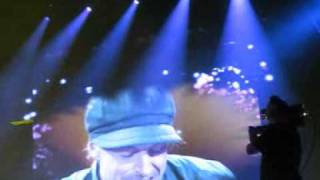 Daniel Powter live at Olympia, Paris 'Next Plane Home'