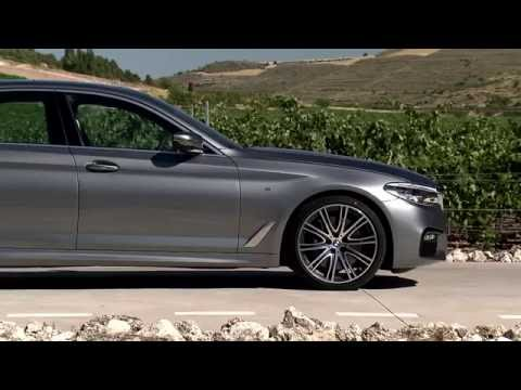 Bmw 5 Series G30 Седан класса E - рекламное видео 1
