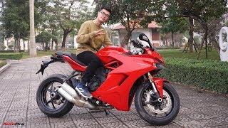 #35: DUCATI SUPERSPORT - Chiếc sportbike đủ sức gây nghiện cho bất cứ ai cầm lái.