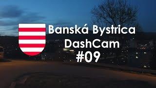 #09 - BystricaDashCam / Nehody, sanitky