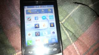 LG Optimus L1 ii Unbox and Review