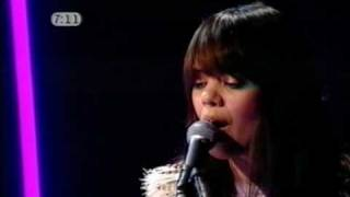 Bat For Lashes Moon And Moon on Freshly Squeezed