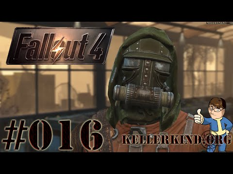 Fallout 4 [HD|60FPS] #016 - Die Mission aus Graygarden ★ Let's Play Fallout 4