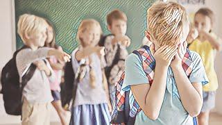Издевательства СТАРШЕКЛАССНИКОВ.  Как Ребенку Себя Защитить