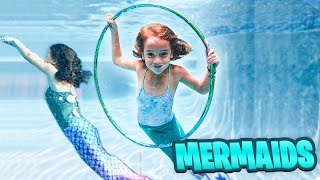 MERMAIDS for a Day!